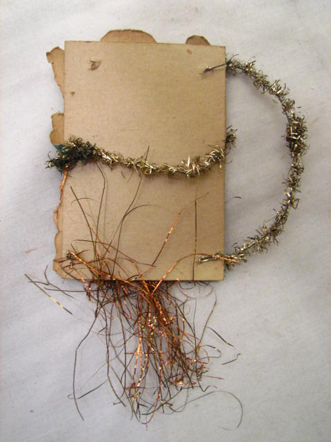 Tinsel Ornament - Crafts For All Seasons