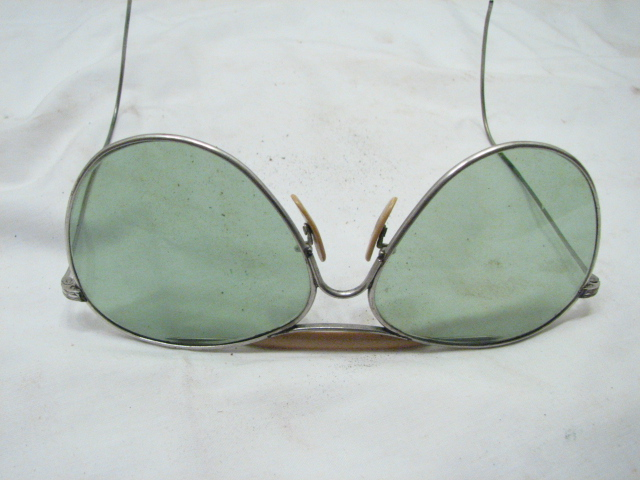 Vintage American Optical Aviator Style Sunglasses Shades ...
