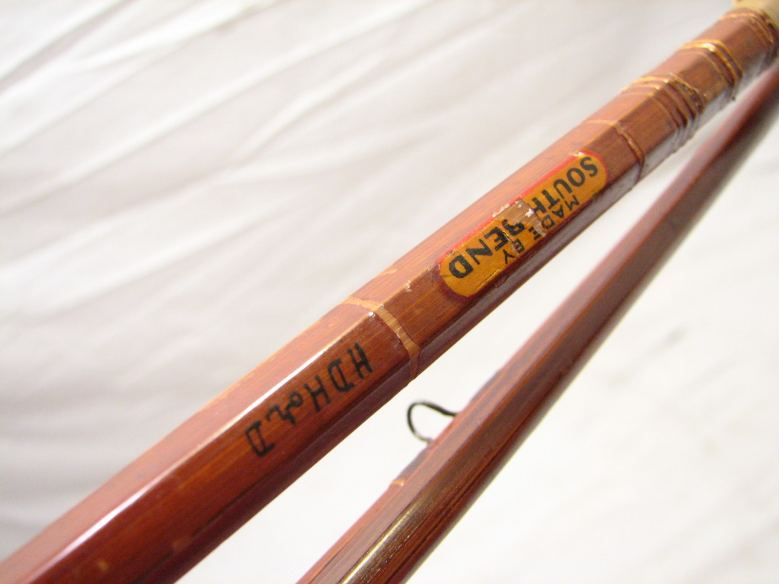 vintage south bend 323 9 39 bamboo fly fishing rod fish ebay
